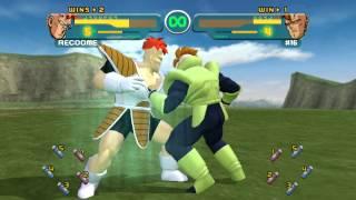 Dragon Ball Z Budokai Recoome Vs Android 16 Youtube