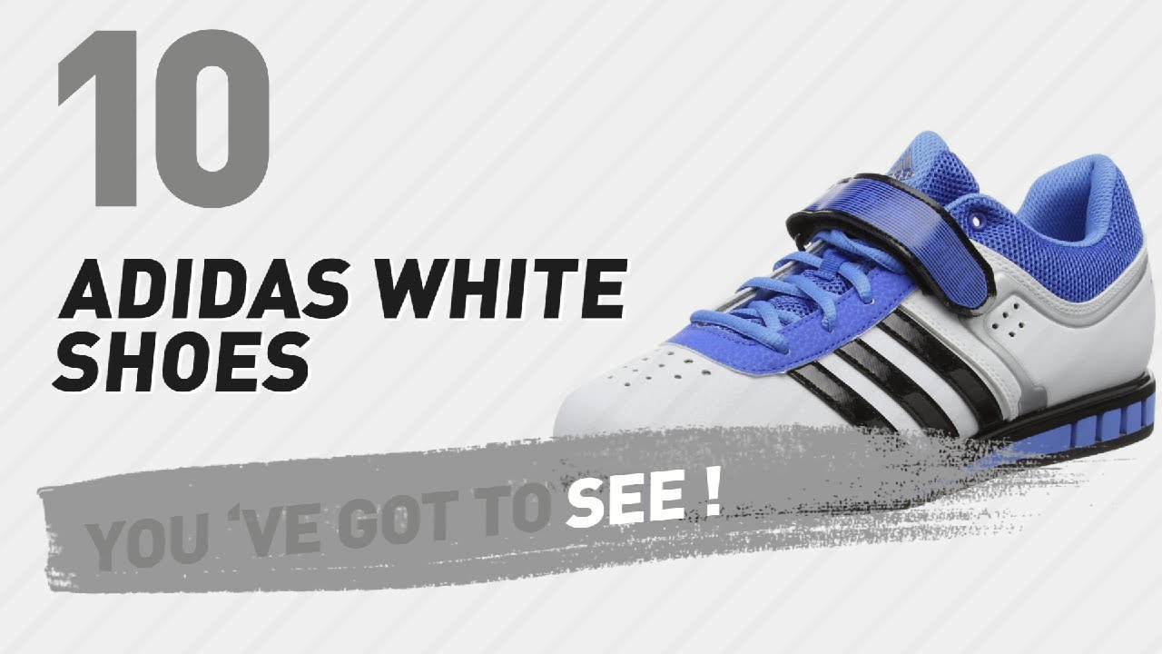 3c58deecf83935 Adidas White Shoes For Women    New   Popular 2017 - YouTube