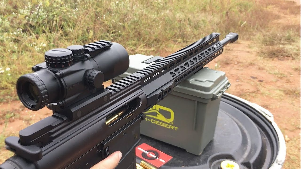 5X Prism Scope ACSS .223/5.56, 5.45x39, .308 (Primary Arms ...