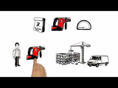 Fleet Management From Hilti - How Does It Work?