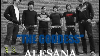"""The Goddess"" by Alesana (Lyrics)"