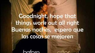 Maroon 5 Goodnight Goodnight Subtitulado Español