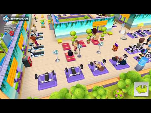 My Gym  - Gameplay