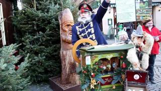 Heinzelmännchenlied auf dem Weihnachtsmarkt Köln
