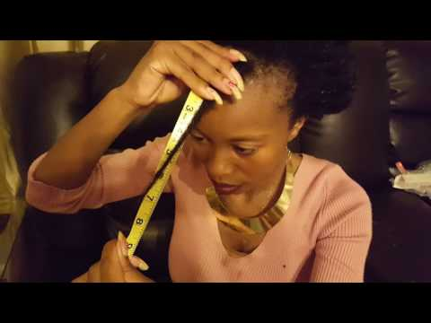 Zambia Hair Growth Challenge