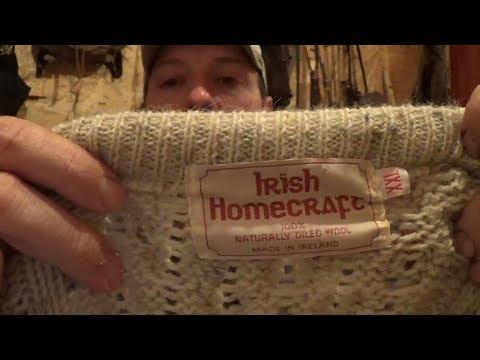 Oiled Wool Sweater