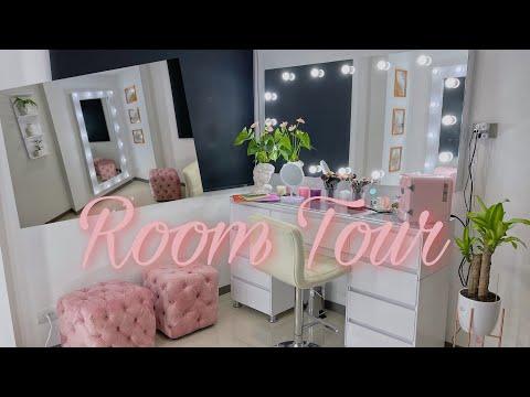 ROOM/VANITY TOUR (Actualizado)