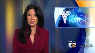 Sharon Tay 2015/08/19 CBS2 Los Angeles HD