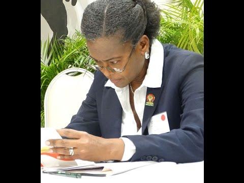 Haiti a une femme remarquable dans le domaine du sport - qui est-elle ?