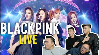 Video Trying to react to BLACKPINK's AIIYL LIVE STAGE. (x3 Reaction) download MP3, 3GP, MP4, WEBM, AVI, FLV Desember 2017