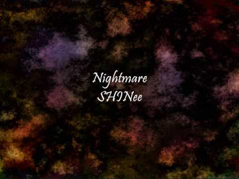 SHINee - Nightmare [Han & Eng]