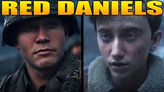 "The Full Story of Ronald ""Red"" Daniels (Call of Duty WW2 Story)"