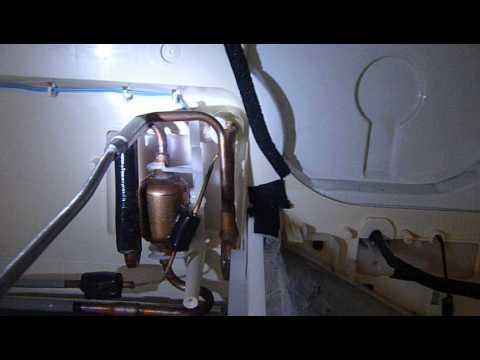 Ремонт Холодильника Тошиба  (TOSHIBA), Поиск утечки