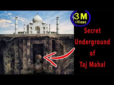 Secret UNDERGROUND Zone of Taj Mahal - What's inside? from YouTube · Duration:  14 minutes 57 seconds