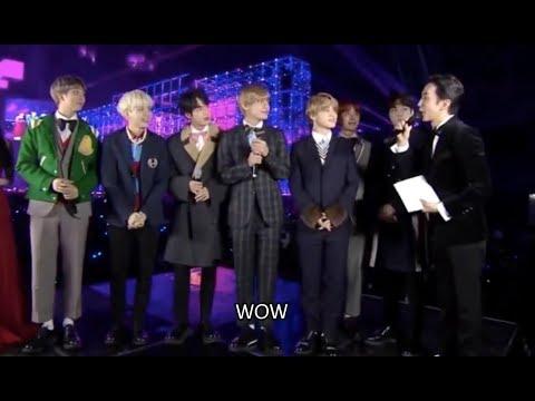 when celebrities meet BTS part 2