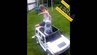 🔷 Детский электромобиль Hummer H2 в Ярославле