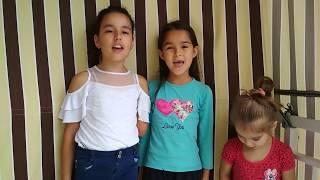 O şimdi sinderella özünde Sinsirella (Aylin Coşkun)koro halinde söyledik (eğlenceli çocuk videoları