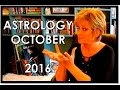 SCORPIO October 2016 ASTROLOGY Forecast - Your Carisma Attracts this Month!