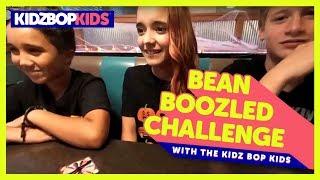 Bean Boozled Challenge with The KIDZ BOP Kids