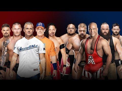 WWE Survivor Series 2017 Predictions thumbnail