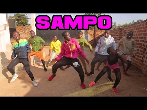 Sampo - Triplets Ghetto Kids (Official Dance Video)