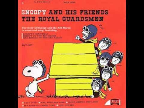 Snoopy's Christmas vs. Red Baron - The Royal Guardsmen