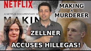 Making a Murderer: Zellner Accuses Hillegas! | Steven Avery Case