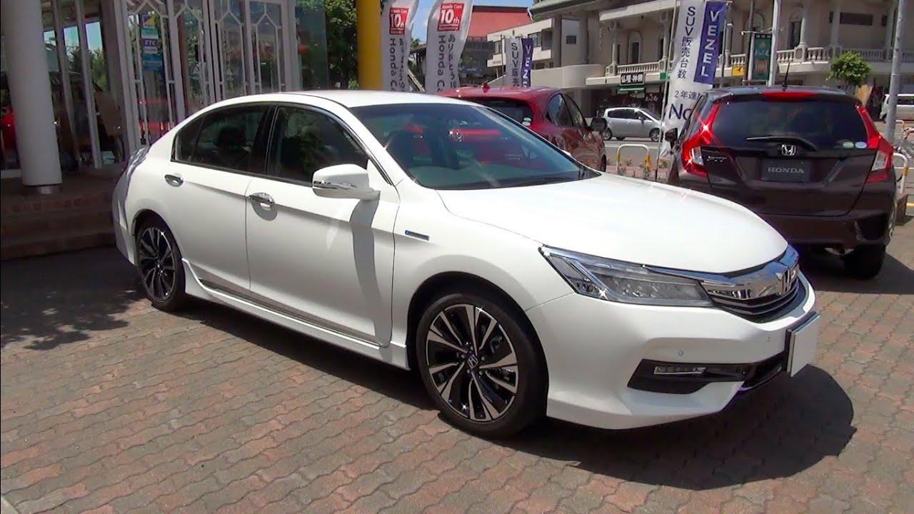 2016 New Honda Accord Hybrid Ex Exterior Interior