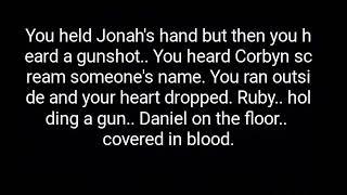 Imagine Jonah Marais season 2 part 20 *TRAGIC*