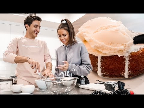HUSBAND & WIFE BAKING CHALLENGE