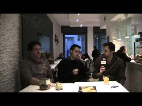 UN CAFFE' FUORICAMPO - Puntata del 12-02-2014: Spazio alla Pro Dronero con Fabricio De Peralta