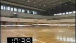 人力ヘリコプタ YURI-I  日本記録 樹立