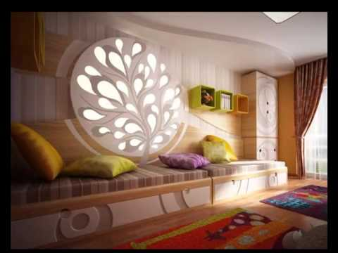 schlafzimmer f r kinder youtube. Black Bedroom Furniture Sets. Home Design Ideas