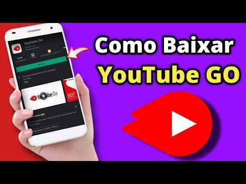 YouTube Go: Veja Como Baixar o YouTube Go no (Celular)
