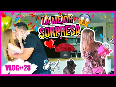 LA MEJOR SORPRESA DE CUMPLEAÑOS DEL MUNDO!!! (ADELANTADA) 22 Sept 2017