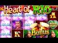 x??? win / Heart of Rio big wins & free spins compilation! (+ bonus data)