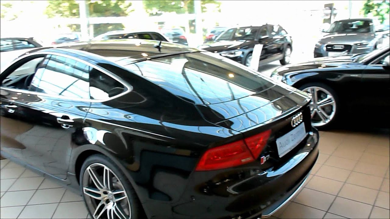 Audi S7 (A7) Sportback 4.0 V8 420 Hp Quattro 2012 * see also Playlist ...