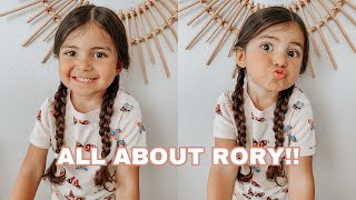 Interviewing My Three Year Old   Aurora Answers All Your Questions