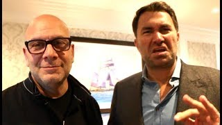 'IF HE HAD THE HUMP WITH ME - HE WOULD TELL ME TO GO **** MYSELF' - EDDIE HEARN & LOU DiBELLA RAW