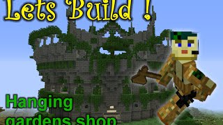Lets Speedbuild: Hanging gardens Arena