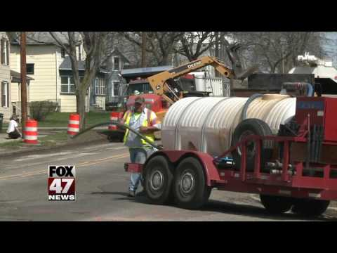 Why combined sewer overflow project in Lansing is important
