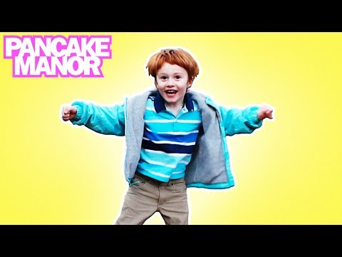 MOVE YOUR LEGS ♫ | Dance & Move | Kids Songs | Pancake Manor