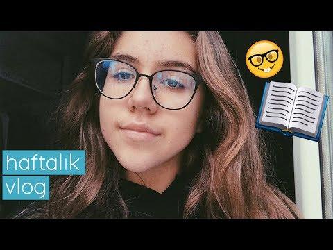HAFTALIK VLOG | Zeynep Balkız Abacı