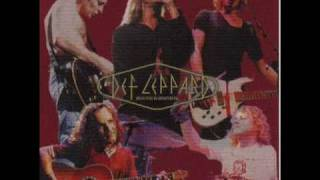 Def Leppard Miss You In A Heartbeat Live 1996