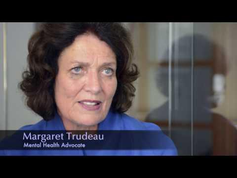 Margaret Trudeau: Why Don't Sufferers Seek Help?