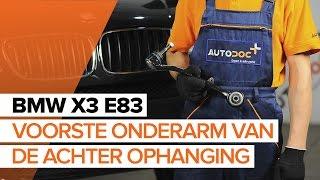 Onderhoud BMW F45 - videohandleidingen