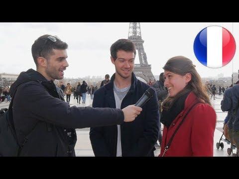 """""""SPOSERESTI mai un ITALIANO ?"""" Domande a Parigi - thepillow"""