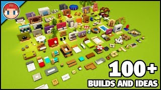 100  Minecraft Furniture Ideas And Build Hacks   You Can Build As Well!