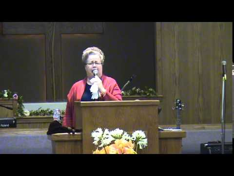 REVIVAL WITH EVANGELIST LINDA WILLIAMS PART 3
