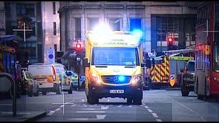 Terrorcselekményért elítélt 28 éves férfi volt a londoni késelő